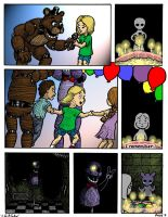 FNAF: Requiem with a Birthday Cake, page 7 by Negaduck9