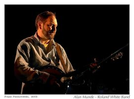 Alan Munde - Roland White Band by fdpiech