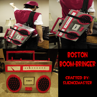 Boston Boom-Bringer by SlienceMaster