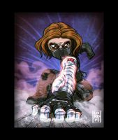 WinterSoldier 3D by lordmesa