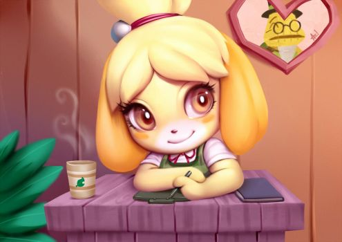 Isabelle (pack02) by playfurry