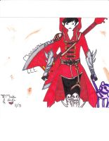 Marshall lee Vampires' Leader King by Muki-loid07