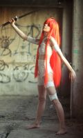 Shana cosplay 3 by Tenori-Tiger