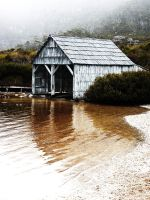 Old Boat Shed by EarlyWinter43