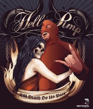 Hell Pimp II by phig