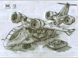 XHC-72 by TheXHS