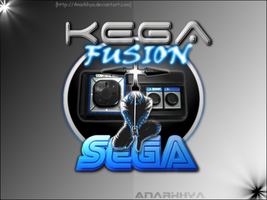 Kega Fusion V3 for MarkIII emu by Anarkhya