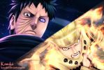 Naruto 628 : Here and from now on by Kasukiii