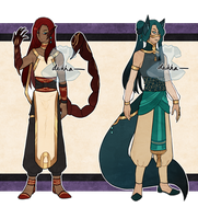ADOPTS // ONE OFFS 4 [CLOSED] by dai
