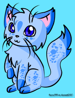 1 point Cat Adoptable: CLOSE by KaeLikesCheesecake