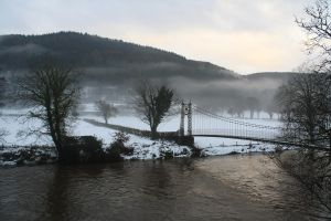 Betws-y-coed Wales by siany13