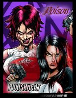 Poison And Punishment 2 by CdubbArt