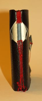 Button Hole Book by BookArtiste