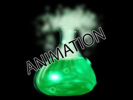 Potion Animation by lisarts
