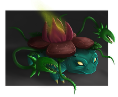 My Mega Venusaur by Zoltan86