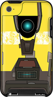 Claptrap ipod cover by THEBIONICBOI