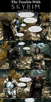 The Trouble with Skyrim Kingdom Come Part 31 by Sir-Douglas-of-Fir