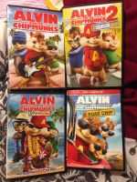 All My Alvin And The Chipmunks DVDS by SpongyIceBear