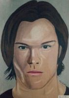 Jared Padalecki, first try by Dees4life