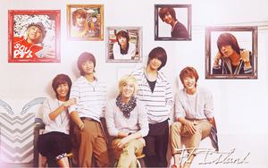 Ft. Island wallpaper by Alysu08