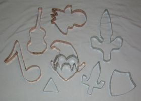 Custom Cookie Cutters by SailorCrafty26