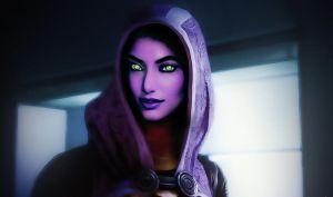 Tali Revealed 2 by CorruptTemplar