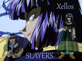 Xellos slayers by shadowcat-666