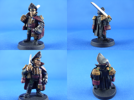 Commissar Mike the Boomer by madhouse-exe