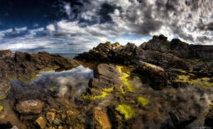 Cove Bay Panorama by Qmol