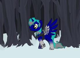 My Little Pony OC by Cinder678