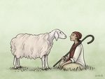 [MOI] The Shepherdess by tinylaughs