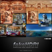 Fakehdri Packs #085-088 by fakehdri