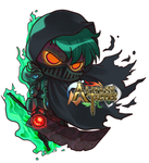 Almasy Tactics - Abyss Knight by sk121bbl3