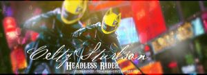 Headless Rider siggy x3 by FRNchan