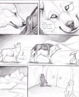 Wolf's Rain Next Generation321 by NatsumeWolf