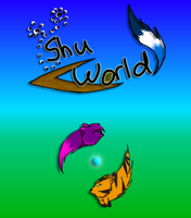 Shu World Cover by GrimmXD-Adopts