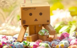 Danbo makes a wish by Pamba