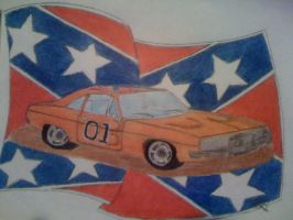 duks of hazard general lee by ipodhero