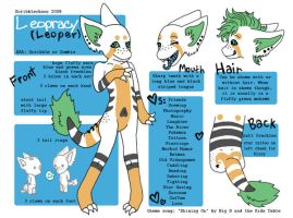 Leopracy Refference 2008 by ScribbleChaos