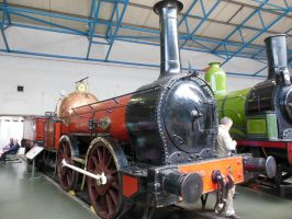 Furness 0-4-0 Old Coppernob by rlkitterman