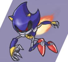 Metal sonic by MinDream6