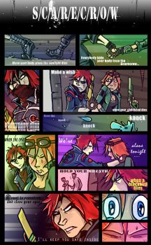 ScareCrow - pg. 1 by dragon-flies