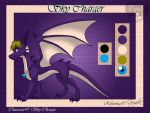 CM - Sky Charger Reference Sheet by Gryndra