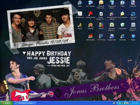 my bday gift-desktop by R--o--x--a--s