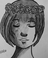 Fun with gray scale markers  by NobodiesHeartless45