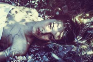 Wild Stories - Michelle in the Woods V by Michela-Riva