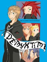 Demyx Time Entry by Tanime-chan