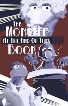 The Monster At The End Of This Book by sman118