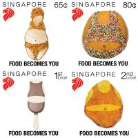 Food Becomes You. by lizzAy