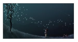 Ten million fireflies by gobeldygook
